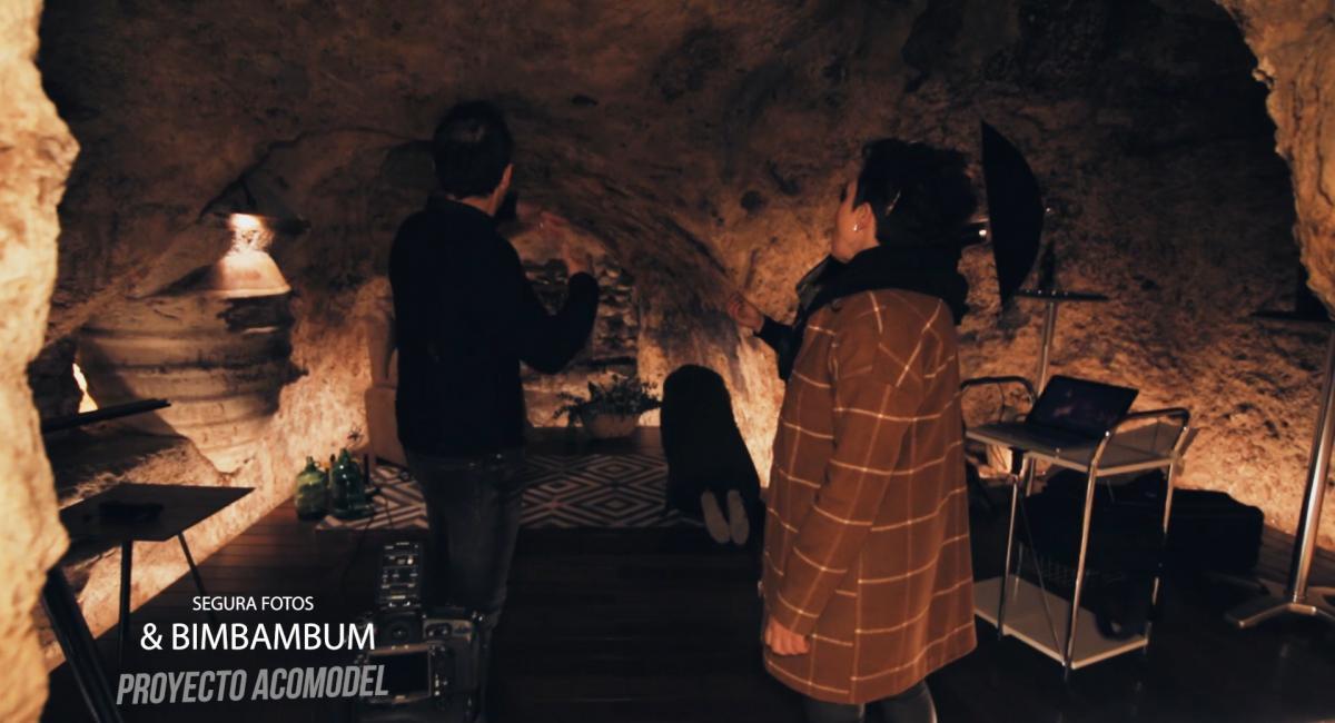 Proyecto fotográfico en las Bodegas Murviedro ubicadas en Requena